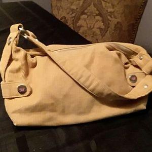 Aeropostale corduroy purse.